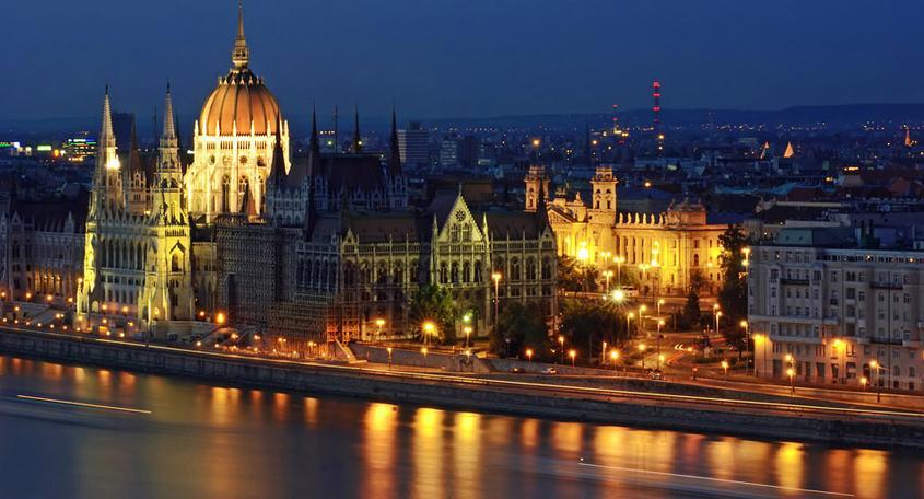 Купить электронные авиабилеты Киев-Будапешт