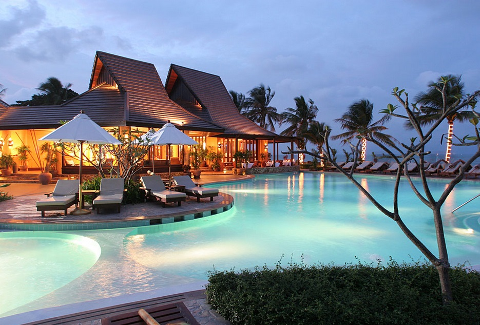 Море и достопримечательности Таиланда