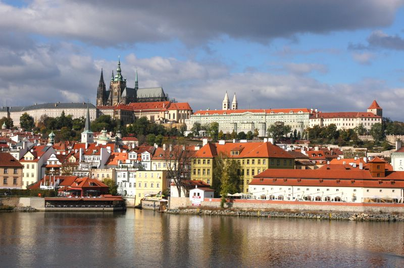 Перелет из Праги в Киев