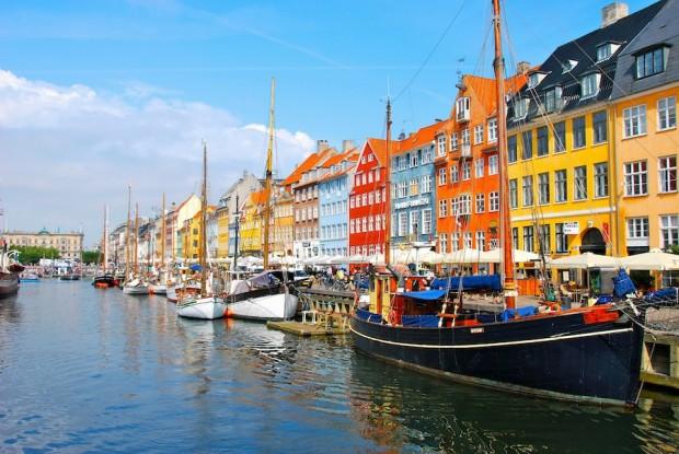 Электронные авиабилеты в Данию