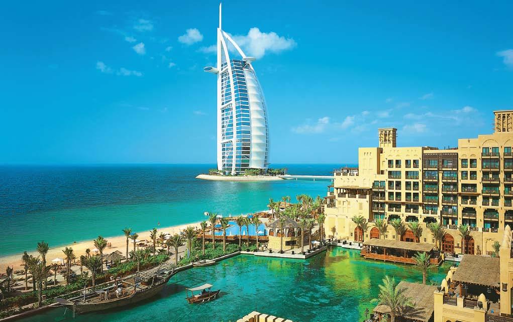 Электронные авиабилеты в в Объединенные Арабские Эмираты