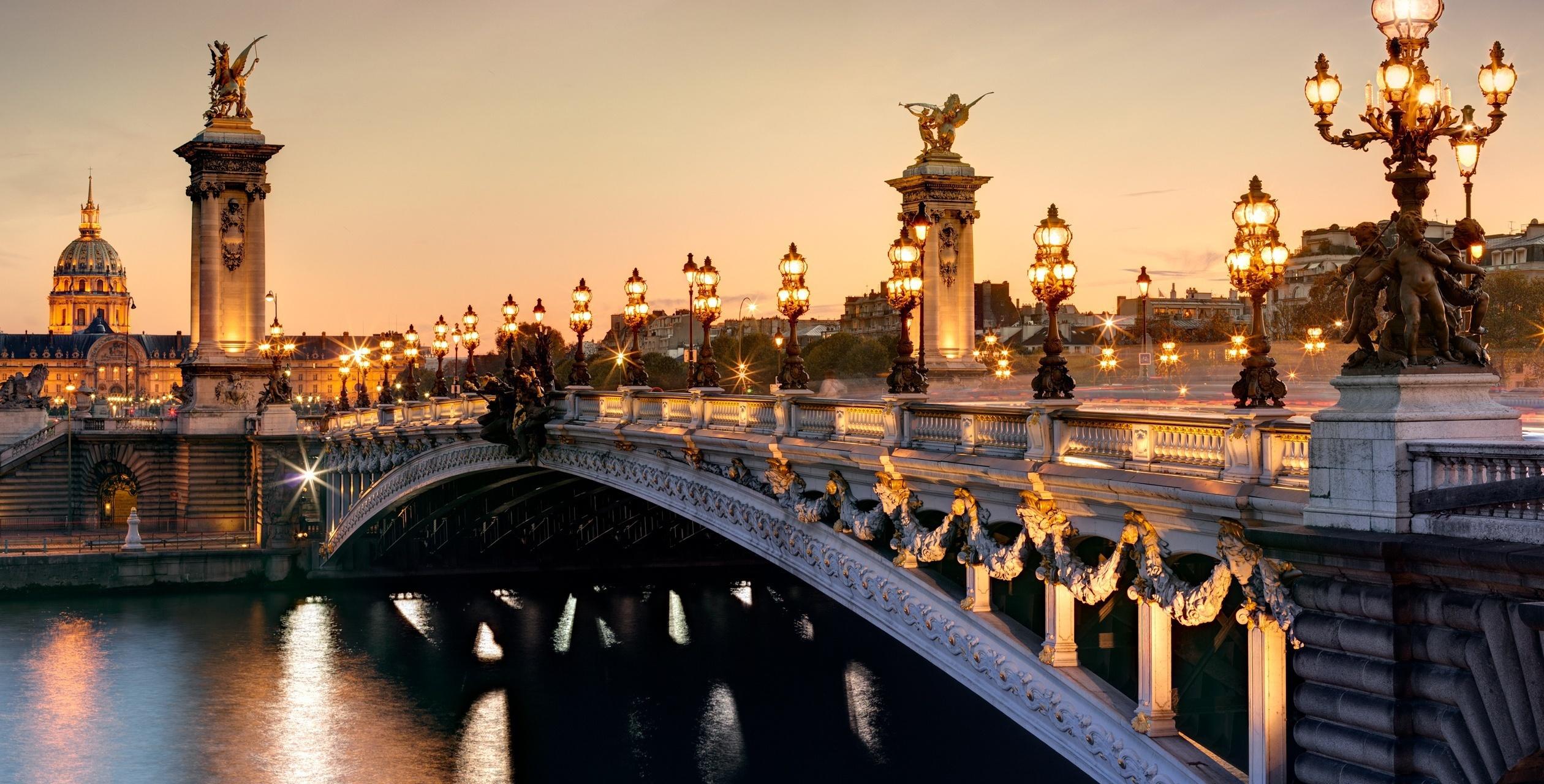 Купить электронные авиабилеты во Францию