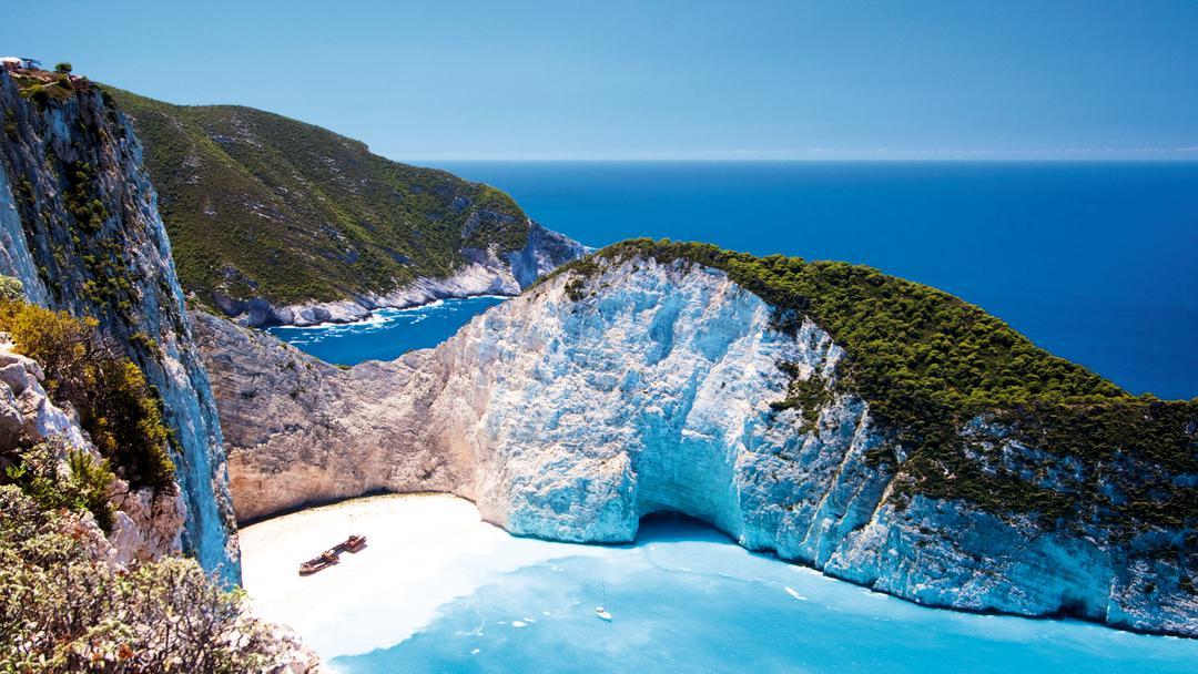 Купить электронные авиабилеты в Грецию