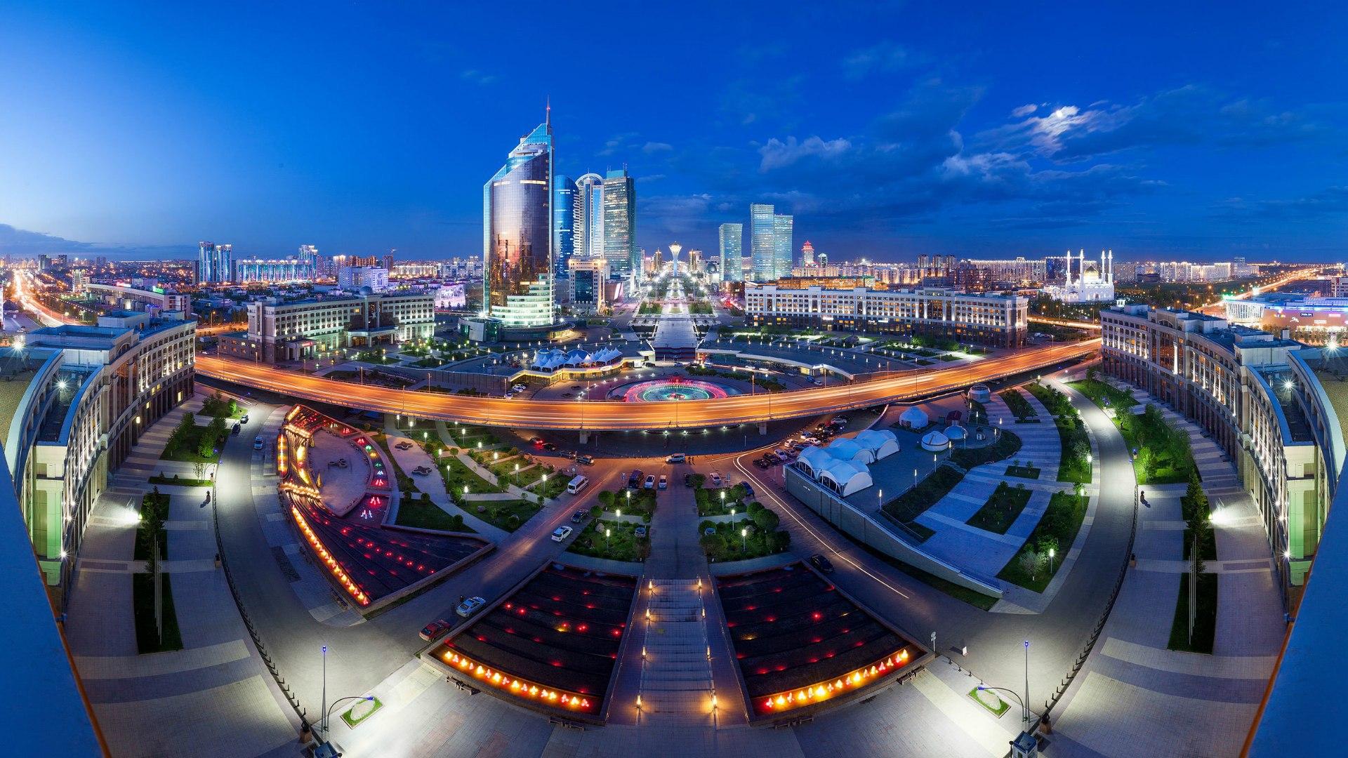 Электронные авиабилеты в Казахстан