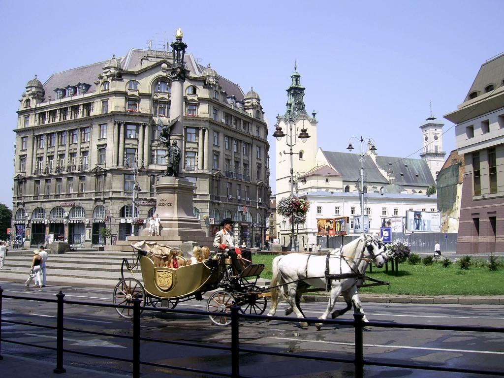 Купить электронные авиабилеты из Львова