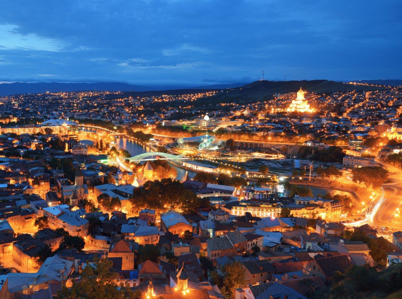 Купить электронные авиабилеты Киев-Тбилиси