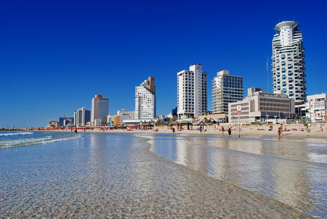 Купить электронные авиабилеты Киев — Тель-Авив
