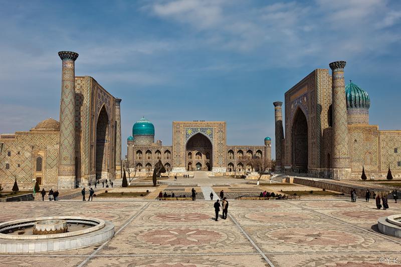 Покупка электронного авиабилета в Узбекистан